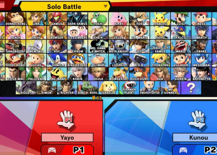 SSB Ultimate - 2019-03-21 - Couldn't Catch Up to Yayo
