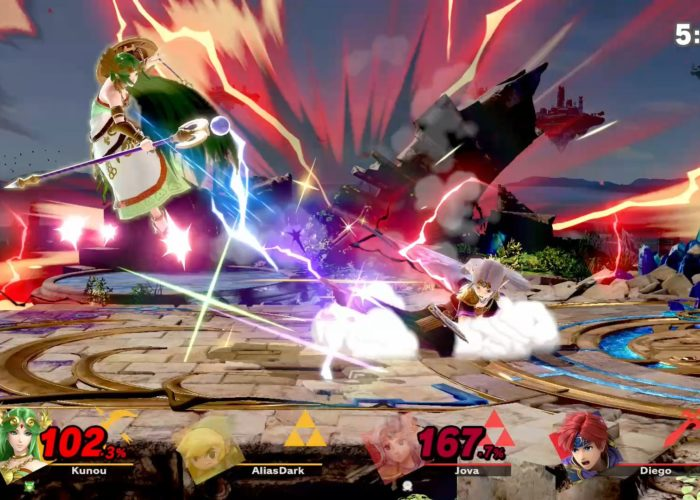 Super Smash Bros. Ultimate - 2019-03-30 - Jovany's Zelda's Lethal Kick Kills Me at 81%