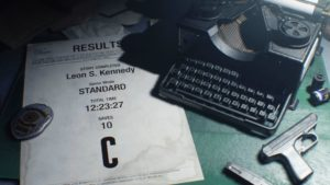 RE2 - Pretty Bad Leon A Score