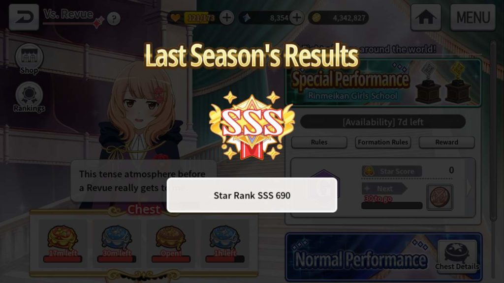 Star Performance Results of May 2020